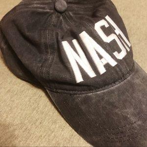 "Altar d State Accessories - ""Nash"" (Nashville) Baseball Hat 62b67c2c4609"